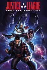 Justice League: Gods and Monsters 2015 Subtitle Indonesia