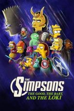 The Simpsons: The Good the Bart and the Loki 2021 Subtitle Indonesia
